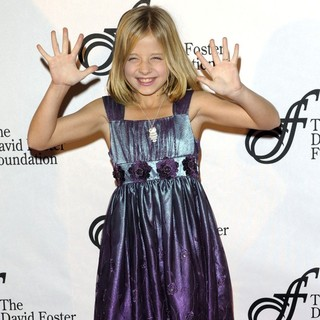 Jackie Evancho in An Intimate Evening with David Foster and Friends - Arrivals