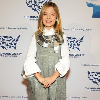 Jackie Evancho in Celebrity Chef Cat Cora and The Humane Society of The United States