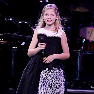 Jackie Evancho in David Foster and Friends at Mandalay Bay Event Center