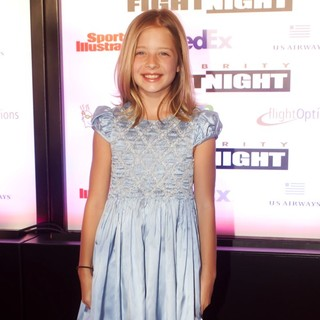 Jackie Evancho in Muhammad Ali Celebrity Fight Night XVII