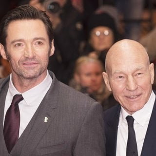 Hugh Jackman, Patrick Stewart-67th International Berlin Film Festival - Logan - Premiere