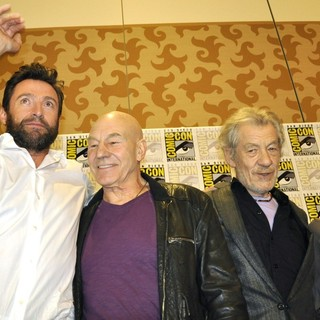 Comic-Con International 2013 - X-Men: Days of Future Past - Press Conference