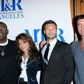 Simon Cowell - American Idol Honored by The 24th Annual William S. Paley Television Festival Museum of TV and Radio