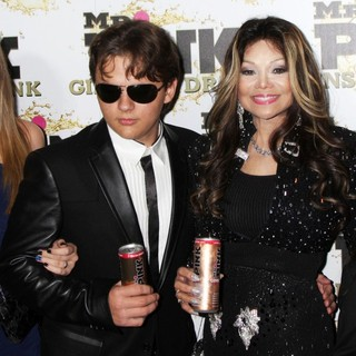 La Toya Jackson in Mr. Pink's Ginseng Energy Drink Launch - Arrivals - jackson-ginseng-energy-drink-launch-01