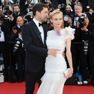 Joshua Jackson, Diane Kruger in Killing Them Softly Premiere - During The 65th Cannes Film Festival