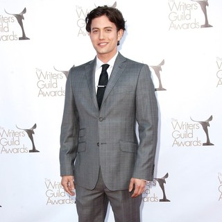 Jackson Rathbone in The 2012 Writers Guild Awards
