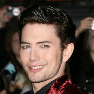 Jackson Rathbone in The Twilight Saga's Breaking Dawn Part I World Premiere