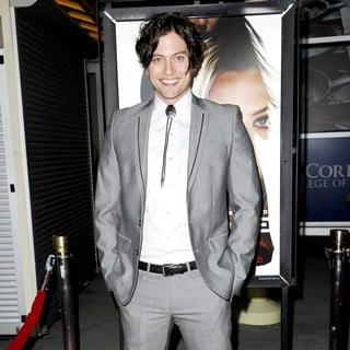 Jackson Rathbone in The Los Angeles Premiere of Gone - Arrivals