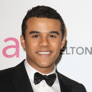 Jacob Artist in 21st Annual Elton John AIDS Foundation's Oscar Viewing Party