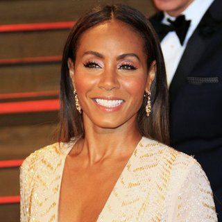 Jada Pinkett Smith in 2014 Vanity Fair Oscar Party
