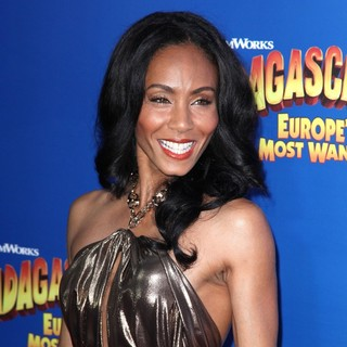 New York Premiere of Dreamworks Animation's Madagascar 3: Europe's Most Wanted - jada-pinkett-smith-premiere-madagascar-3-europe-s-most-wanted-02
