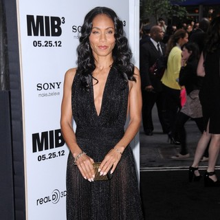 Jada Pinkett Smith in Men in Black 3 New York Premiere - Arrivals
