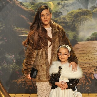 Jade Ellis in U.K. Premiere of Oz: The Great and Powerful - Arrivals