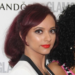 Jade Thirlwall, Little Mix in The Glamour Women of The Year Awards 2012 - Arrivals