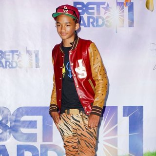 Jaden Smith in The 11th Annual BET Awards - Press Room