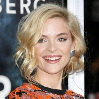 Jaime King in Los Angeles Premiere of Super 8