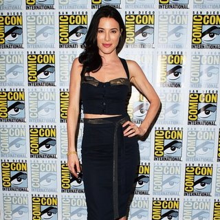 Jaime Murray in San Diego Comic-Con International 2014 - Defiance - Press Room