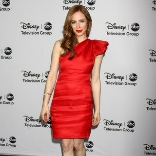 Jaime Ray Newman in ABC TCA Winter 2013 Party