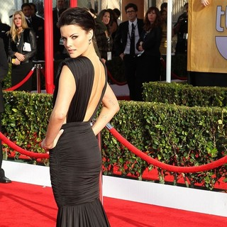 Jaimie Alexander in 19th Annual Screen Actors Guild Awards - Arrivals - jaimie-alexander-19th-annual-screen-actors-guild-awards-05