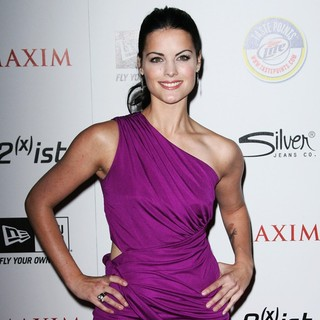 Jaimie Alexander in 2011 Maxim Hot 100 Party