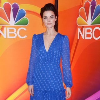 Jaimie Alexander in 2019 NBC New York Press Junket - Red Carpet Arrivals