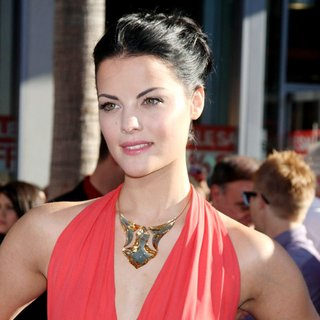 Jaimie Alexander in Los Angeles Premiere of Captain America The First Avenger - Arrivals