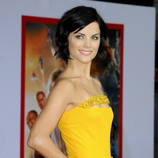 Jaimie Alexander in Iron Man 3 Los Angeles Premiere - Arrivals