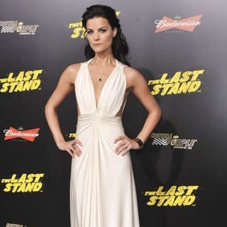 Jaimie Alexander in The World Premiere of The Last Stand