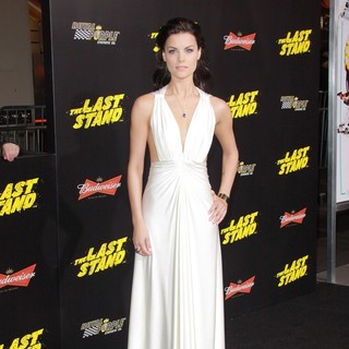 Jaimie Alexander in The World Premiere of The Last Stand - jaimie-alexander-premiere-the-last-stand-09