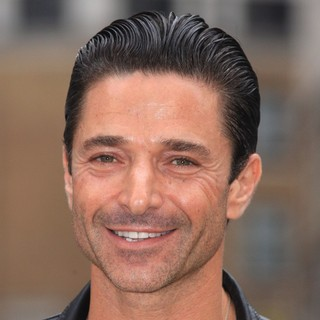 Jake Canuso in The UK Premiere of Rock of Ages