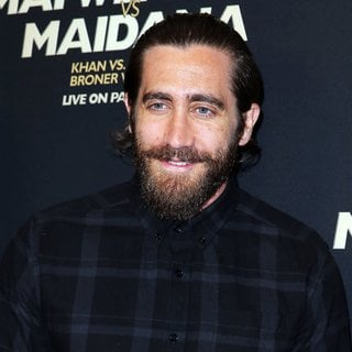 Jake Gyllenhaal in Showtime Mayweather vs Maidana VIP Pre-Fight Party Red Carpet