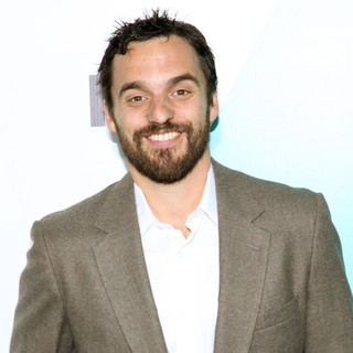Jake Johnson in 2012 Fox Upfront Presentation - Arrivals