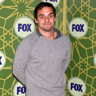 Jake Johnson in Fox 2012 All Star Winter Party - Arrivals