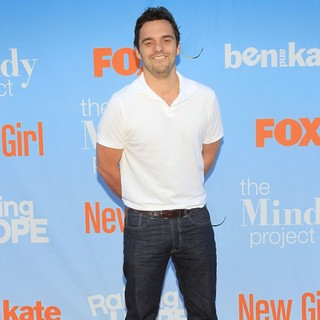 Jake Johnson in New FOX Tuesday Screening Event - jake-johnson-fox-tuesday-screening-event-02
