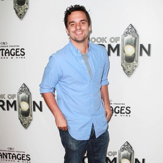 Jake Johnson in The Book of Mormon Opening Night - jake-johnson-opening-night-the-book-of-mormon-02