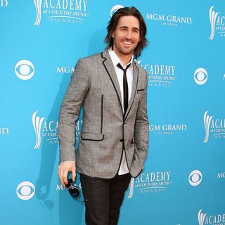 Jake Owen in The 45th Annual Academy of Country Music Awards