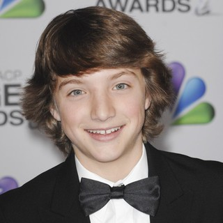 Jake Short in The 43rd Annual NAACP Awards - Arrivals