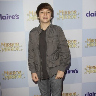 Jake Short in Relativity Media Presents The Los Angeles Premiere of Mirror Mirror - Arrivals