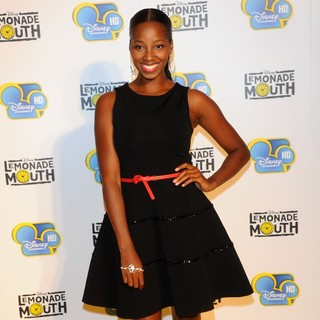 Jamelia in Special Screening for Lemonade Mouth