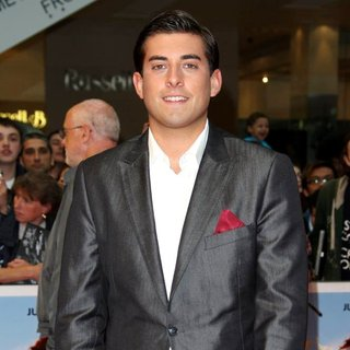 James Argent in Larry Crowne UK Premiere - Arrivals