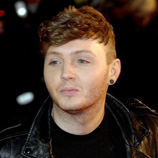 James Arthur in The 15th NRJ Music Awards - Arrivals