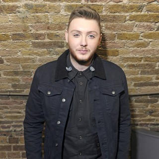 James Arthur in Backstage at G-A-Y