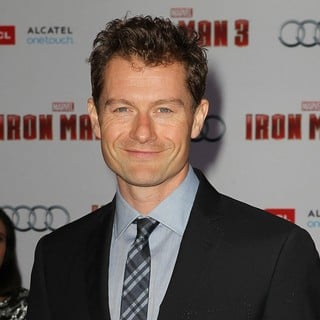 James Badge Dale in Iron Man 3 Los Angeles Premiere - Arrivals