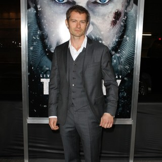 James Badge Dale in The World Premiere of The Grey - Arrivals - james-badge-dale-premiere-the-grey-04