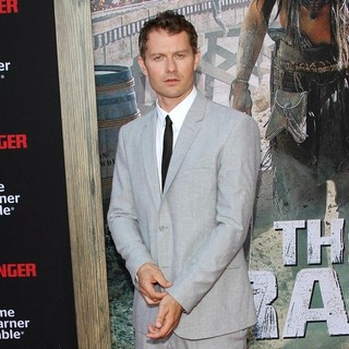 James Badge Dale in The World Premiere of Disney-Jerry Bruckheimer Films' The Lone Ranger