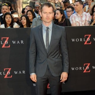 James Badge Dale in New York Premiere of World War Z - Arrivals