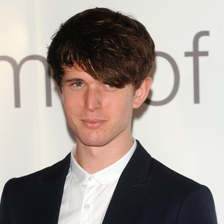 James Blake in Barclaycard Mercury Prize Awards 2011 - Arrivals
