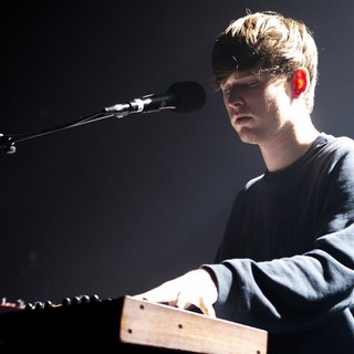 James Blake in James Blake Performing