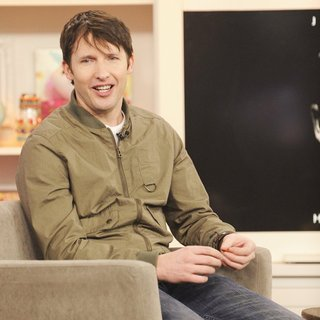 James Blunt - James Blunt Appears on CTV's The Marilyn Denis Show