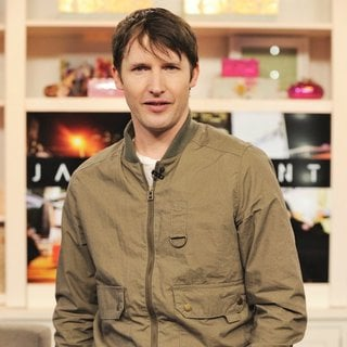 James Blunt in James Blunt Appears on CTV's The Marilyn Denis Show